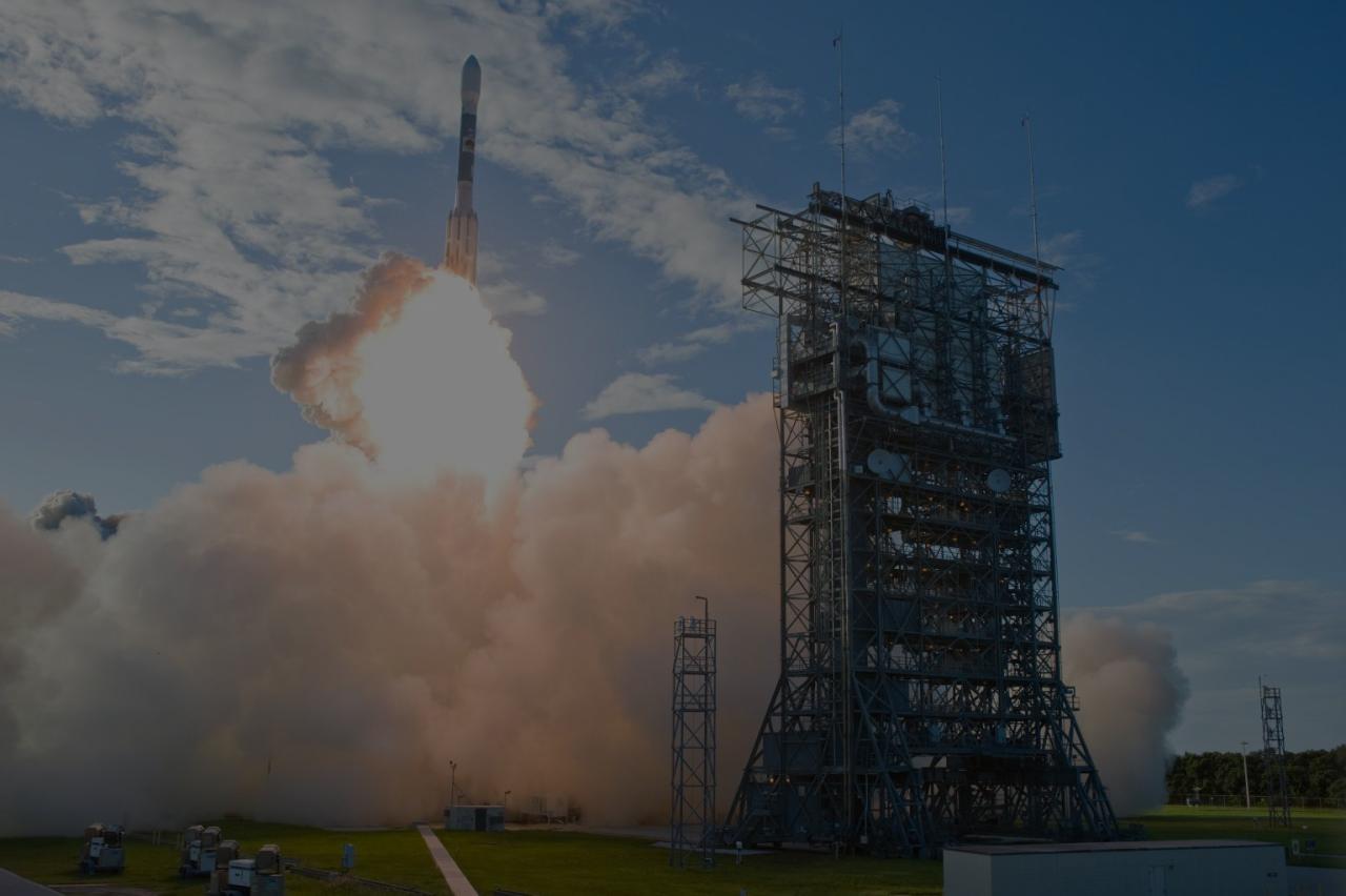 Delta Liftoff